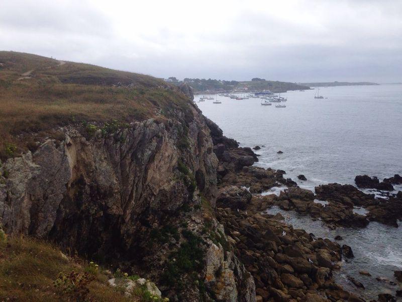 The KIOMI Collection Bretagne Mer Sea Rocher Rock Plage Beach Nature