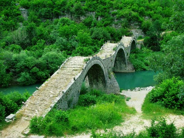 Old Bridge River Forest Nature No People Picturesque Traveling Stone Bridge Water Bridges Seeing The Sights Historical Monuments Landscapes Landscape Mountain History Through The Lens  Historical Place Zagoroxoria,greece Ipiros Summer Memories 🌄 Wallpaper Pastel Power Landscapes With WhiteWall Telling Stories Differently Greenery