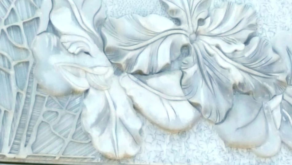 stone carving Close-up Textured  Marble