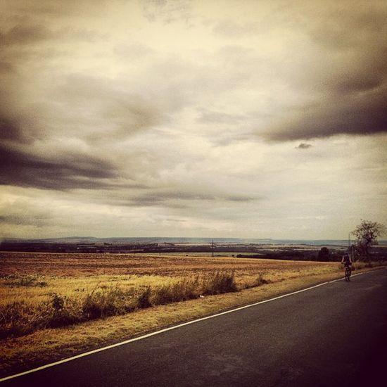 Cycling Clouds Instasport Fromwherewebike crosstraining draußenzuhause medletik medletik_ @medletik_