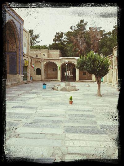 قبرستان Cemetery Iran Qom قم