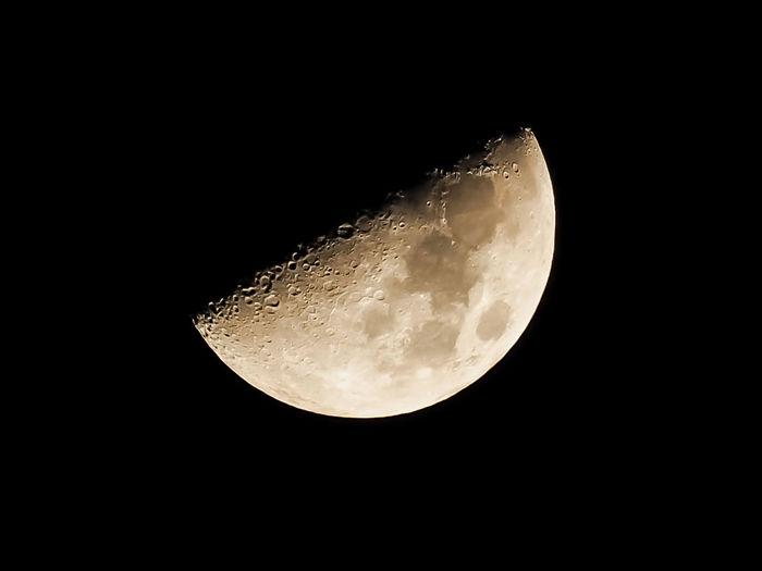 Space Half Moon