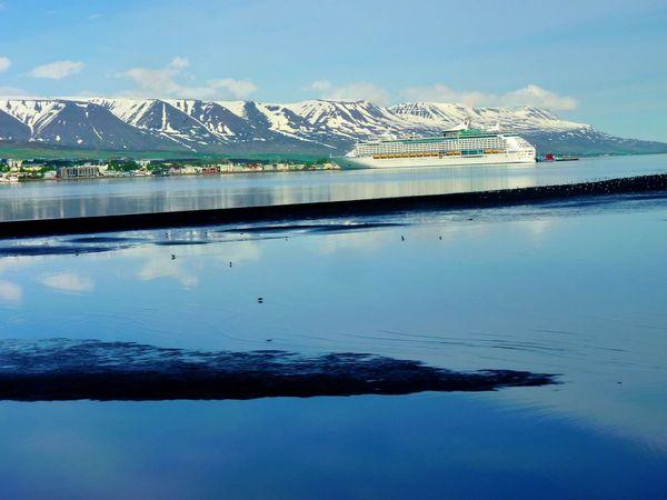 Akureyri Iceland Adventure Of The Seas Fjord