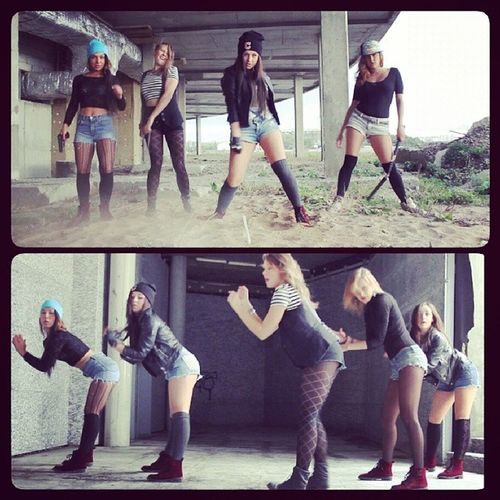 ChemicalSisters Dance Videoclip