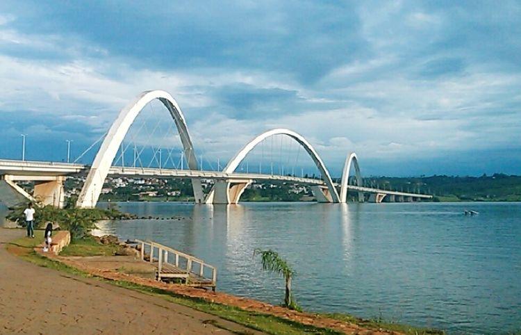 Ponte JK, Brasília Brasília Bsb Pontejk