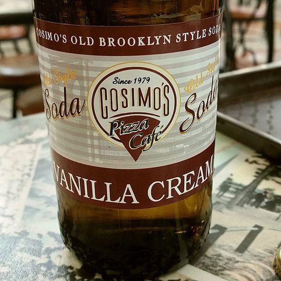 Freaking love this stuff! CreamSoda Vanillacream Vanilla Soda classic vintage
