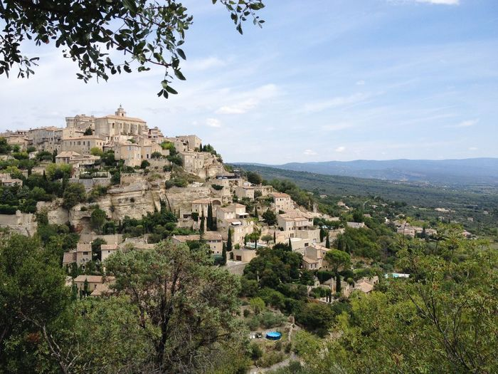 Fell in love with this place! - Memory from Sept 2014 Traveling France Provence Gordes Vaucluse Commune