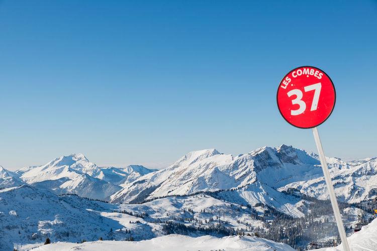 Ski resort switzerland