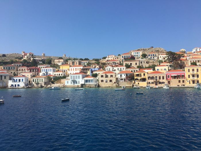 Lost In The Landscape Greece GREECE ♥♥ Chalki Water Sea Island Iland