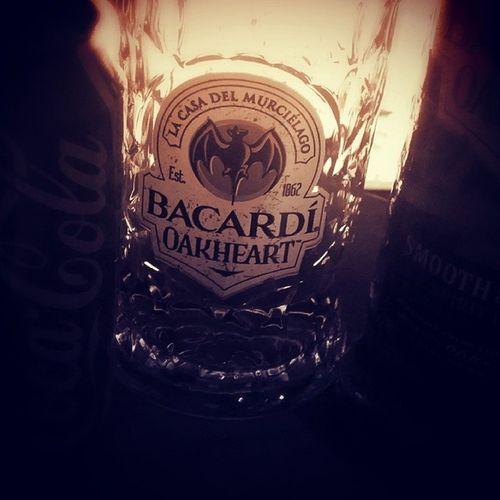 Bacardi  Oakheart Night Holidayzzz