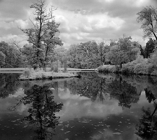 Infrared-Huntington, Indiana Enjoying Life First Eyem Photo Creative Light And Shadow EyeEm Best Shots Painting With A Camera Shades Of Grey Photography Black & White Landscape