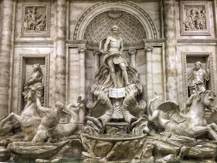 Fendi Statues