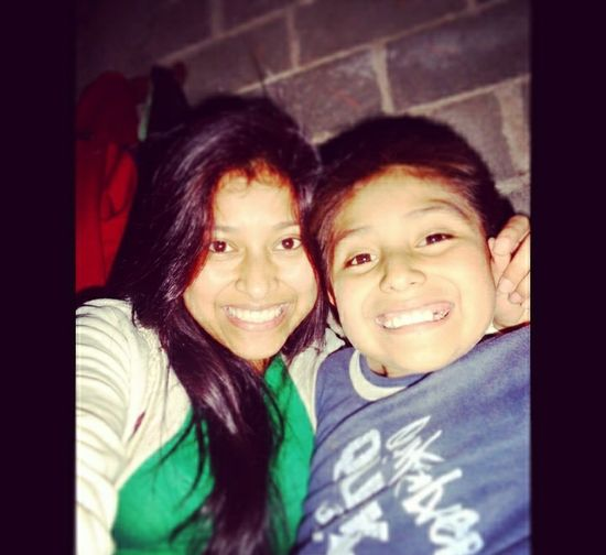 Hayquesonreir :) Toñis & Me Cousins ❤ Smile ✌