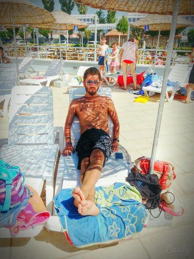 Holiday Traveling Swimming Pool Sunset Sun Turkey Ege Ayvalık
