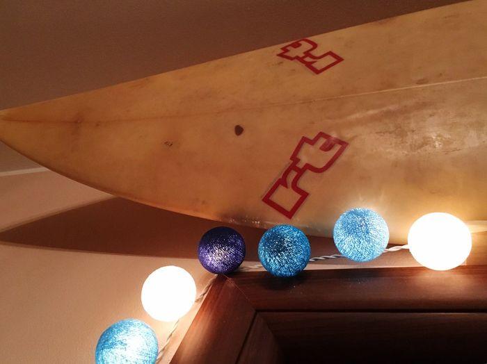 Surf Light Christmas Decoration Christmas Lights Home Sweethome