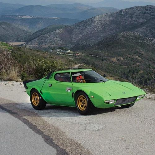 Original Lancia Stratos HF Stradale ££££££ 💃💃💃💃 But What a car