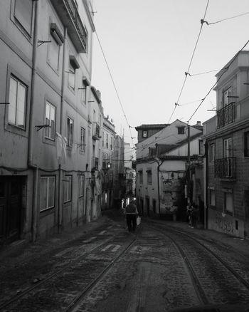 Lisbon Streets Street Architecture City Day Blackandwhite Black & White Lisbon Portugal Lisbonne Lisbona Lisboa