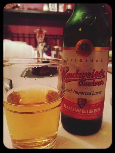 Beer Budweiser Pub