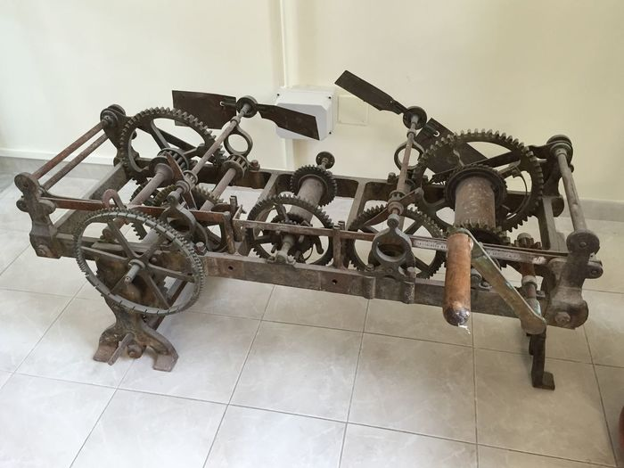 Old Old Machines Italy Avellino Campania