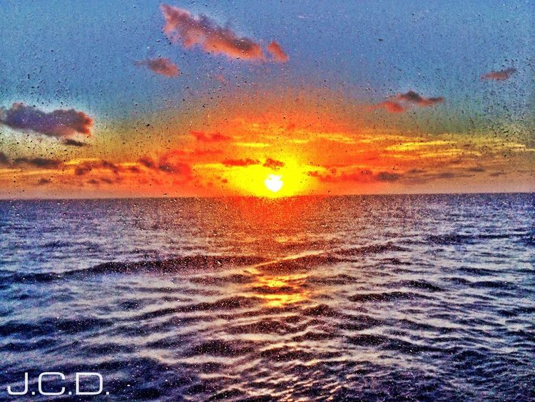 Sunrise at Sea Sunrise HDR Exploring Beach