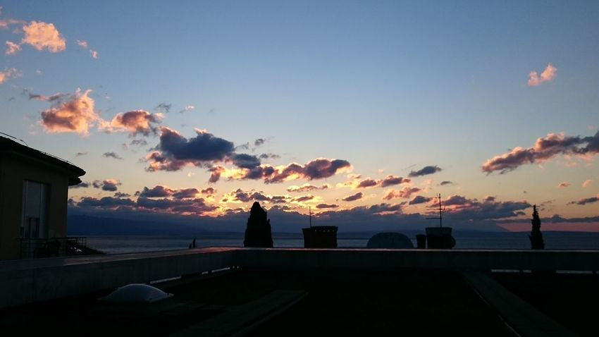 No Filter Sky Sea Sunrising