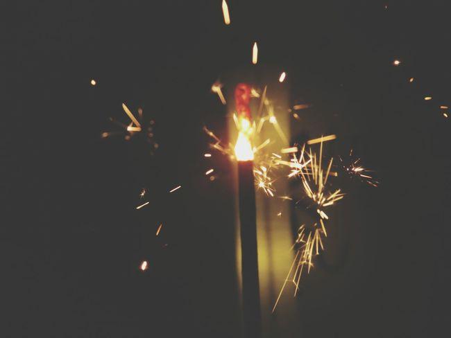 Wunderkerze ♥ Silvester