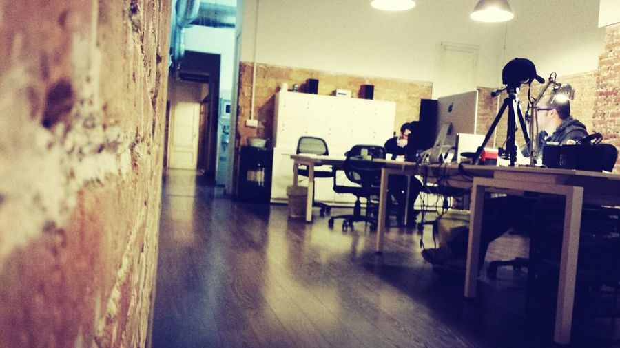 Visiting coworkingspace 021studio. Thanks for your warm welcome! Likemindedpeople Coworking