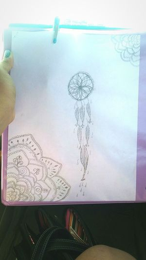 The beuty of my art work