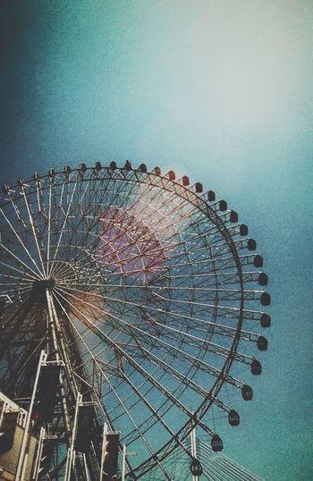 Osaka Tempozan Giant Ferris Wheel... EyeEm Gallery The EyeEm Facebook Cover Challenge Shootermag Eye4photography  Open Edit Art IPhoneography Artist EyeEm Best Shots Popular Photos