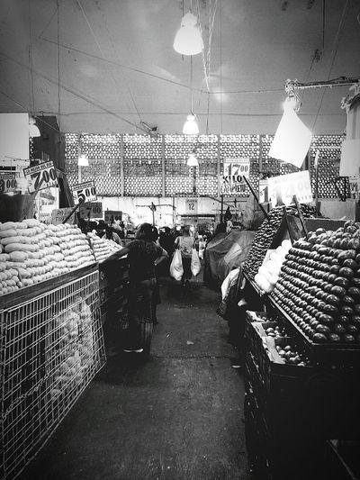 Mercado Mexico City