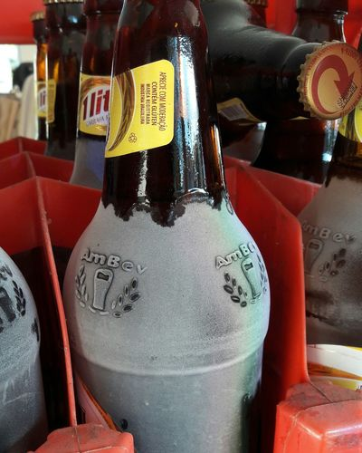 Ice Beer Drink Beer Beer Time Beergarden