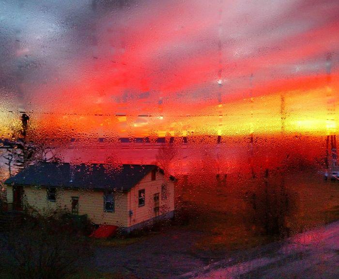 Sunrise Sunrise_sunsets_aroundworld Nature Photography Morning Sherbert Morning Sky