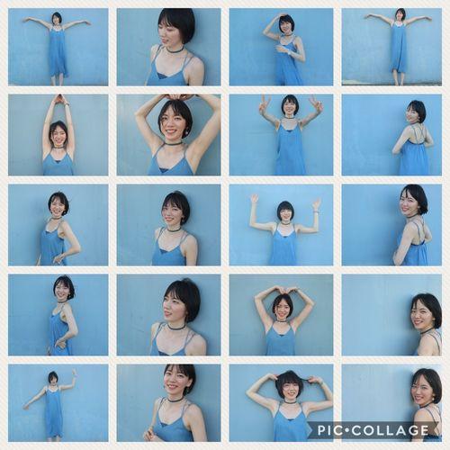 Me in blue Summer Taken By Friend Real People Large Group Of People Boys Men Group Of People Males  Portrait Girls Women Communication Crowd