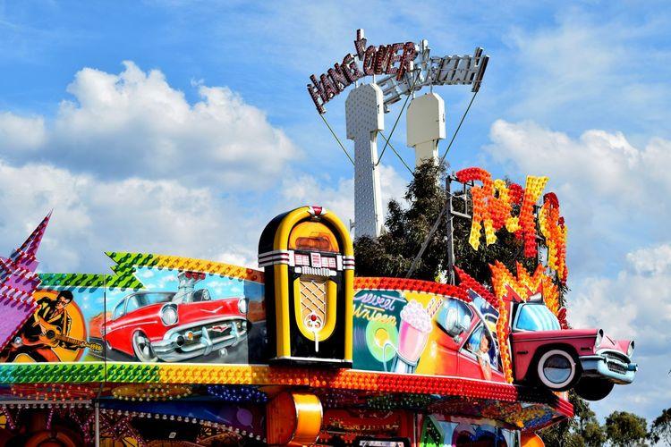 Amusement Park Amusement Park Ride Architecture Arts Culture And Entertainment Built Structure Day Outdoors Sky
