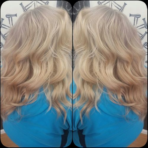 Hairbyphoenix Hairartist Walkin Arcs Tulsa Blondebombshell Lovewhatyoudo