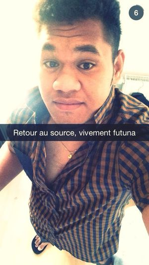 Wallis And Futuna That's Me Followme Hello World