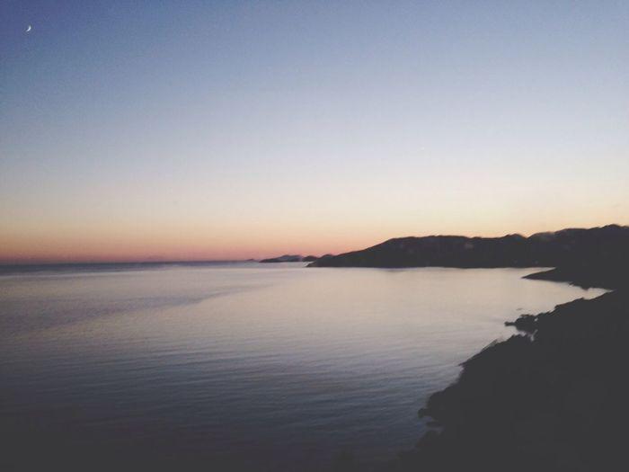 Croatia 2014 ♡ Sunset Sea Colorful Taking Photos