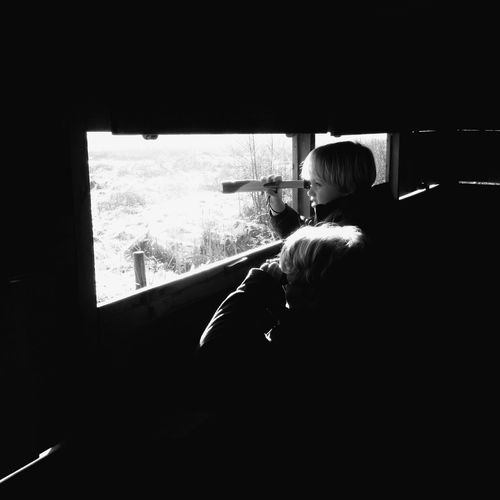 Birdwatching EyeEm Nature Lover Black And White Contrast Darkness And Light