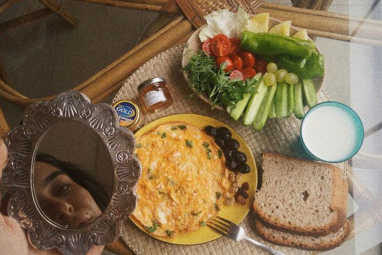 Kahvaltılar bile bu şehirden daha yeşil Time For Breakfast  Breakfast My Breakfast