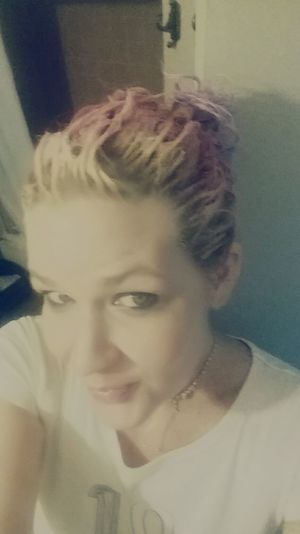 Bleachinghair Dying Hair Happiness Enjoying Life That's Me ThatsMe Faith Is About Trusting God Even When You Don't Understand His Plan. Hello World Ingleside,tx Peace And Love ✌❤ Special Moment Headshot Muah  Love Him Me And My John John