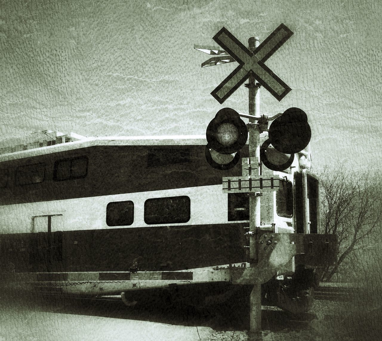 transportation, no people, day, outdoors, locomotive