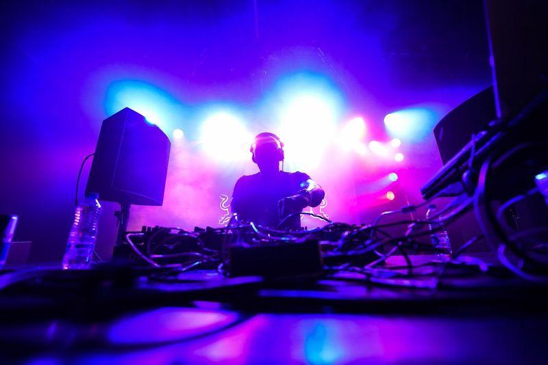 What Does Music Look Like To You? For The Love Of Music Violet Motorola Deejay Dj Music Clubbing Popular Photos EyeEm Best Shots EyeEm Bestsellers Festival Season Market Bestsellers November 2016