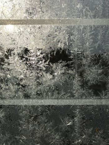 Backgrounds Day Frosted Glass Full Frame Nature Outdoors Water
