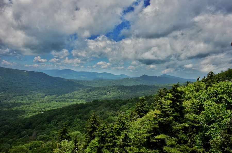 Boone, NC North Carolina Vacation Time Mountain Range Mountain View Traveling Grandfather Mountain Showcase June Lost In The Landscape
