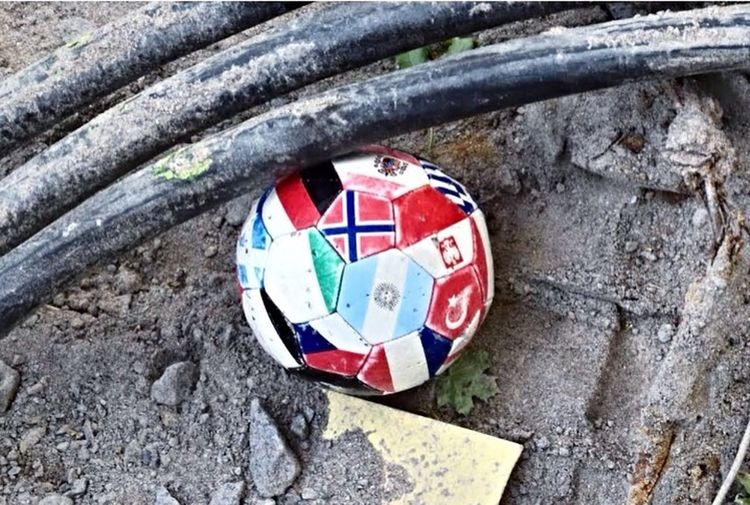 All Over Now Football World Championship 2018 Ballgame Down The Drain Dream Is Over