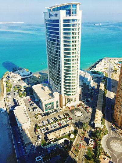Hiltonhotel Doha#City#❤