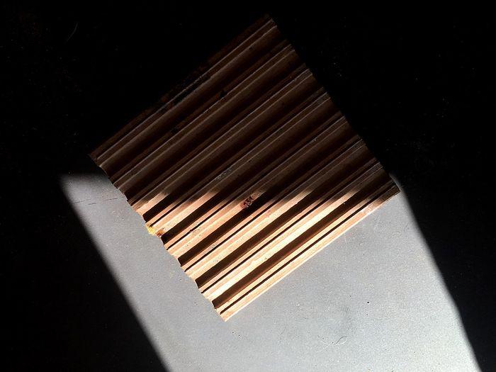 Close-up of wooden floor