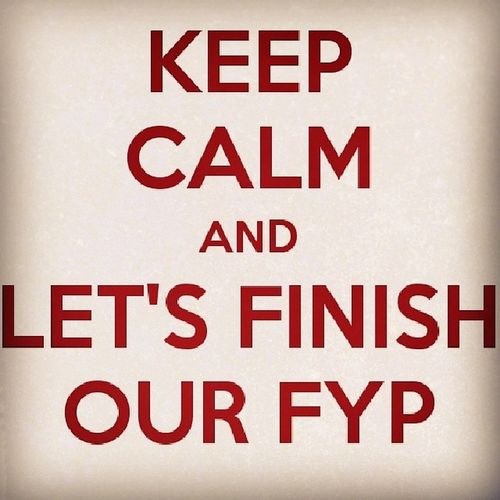 coming soon the Fyp .