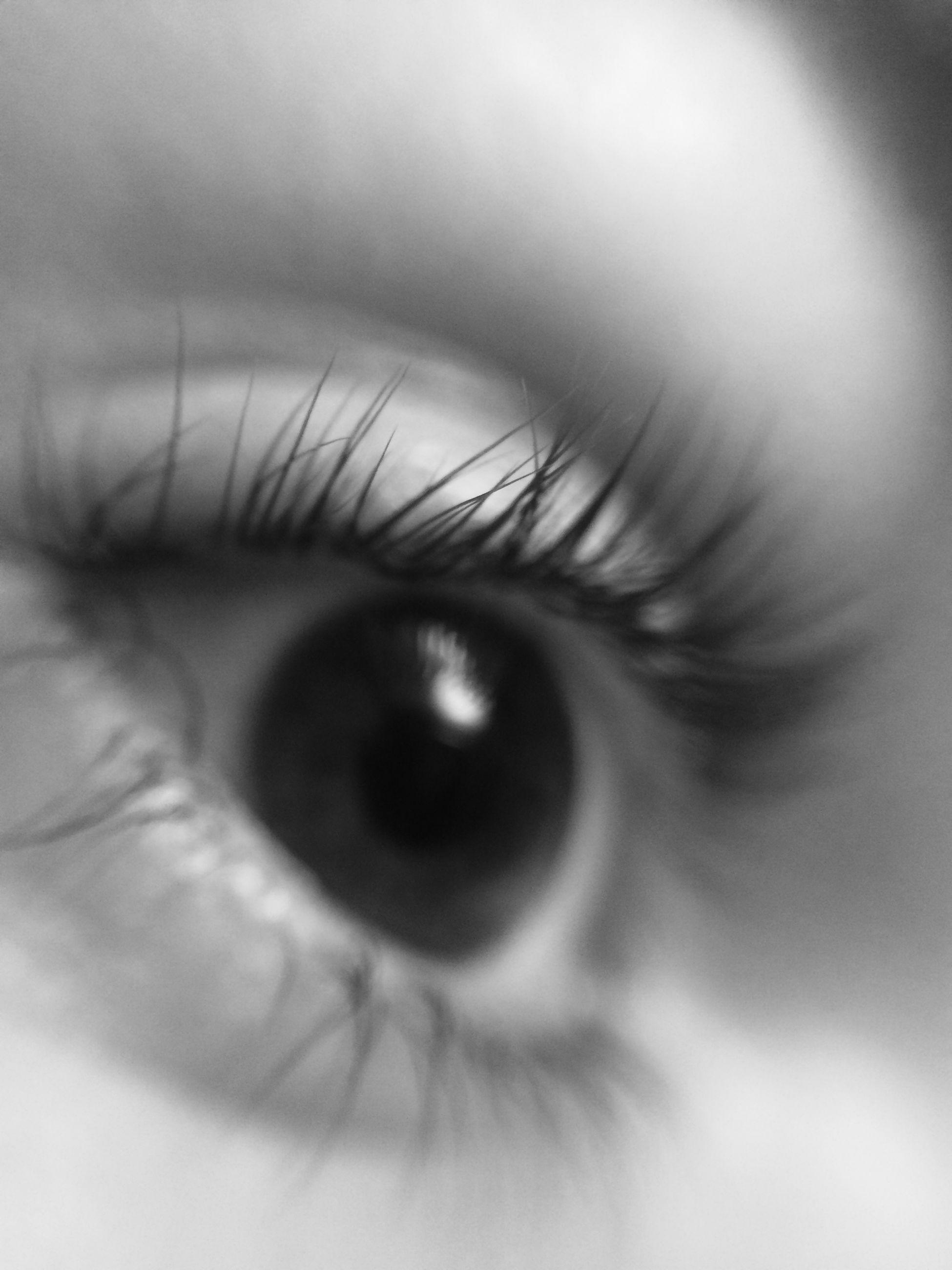human eye, eyelash, part of, sensory perception, close-up, eyesight, human skin, unrecognizable person, extreme close-up, eyeball, cropped, person, iris - eye, extreme close up, lifestyles, vision