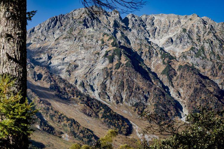 粗礪 Mountain